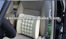 fashional car massage waist cushion