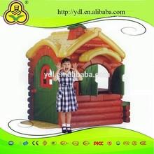 plastic cheap garden cubby house