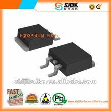 Discrete Semiconductor FQD3P50TM_F085