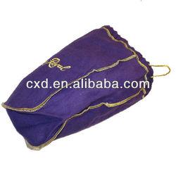 2013 HOT SALE Velvet Golf Ball Bag/POUCH