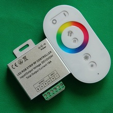 CE& Rohs DC12V smart touch control RGB led touch controller