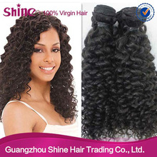 2014 New Unprocessed Raw Indian hair weave, no shed and free tangle 100% natural