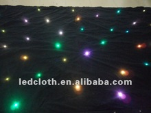 mixed RGB led curtain display light rgb