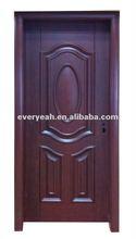 Steel Wood Interior door inner door with good quality EY-SI-105