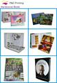 libre de la muestra de la fabricación de alta calidad de impresión de libros
