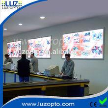 A1 A2 A3 edge lit led light picture frames sign,backlit display frame