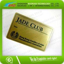 2012 Plastic Jade club card