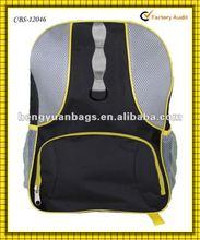 Good 600D+Mesh boy's school backpack