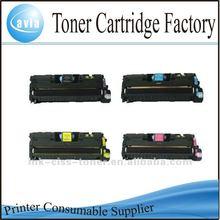 compatible paint color toners for HP 9700A C9701A C9702A C9703A