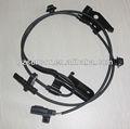 Pieza de automóvil abs sensor de velocidad 89542-02080( r) de uso para toyota vehículo
