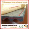 super sound absorbing and fireproof sponge