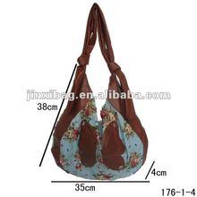 Butterfly korea fashion bag with adjustable handle