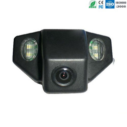 170 degree wide angle back up camera for honda fit