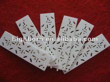 Electronic 96% Alumina Ceramic Substrate