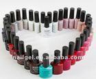 Newest holiday colors soak off bluesky nail gel polish