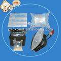 inflável de plástico de enchimento de material para bolsas