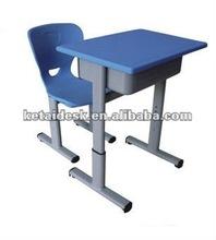 Single school study desk for students