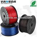 0ga/4ga/8ga suave ofc de audio del coche cable de alimentación( oem y odm)
