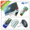 OEM usb flash memory drive for promotional usb flash drive with full color printing at low price,high quality