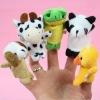 Cute Crochet Finger Puppets OEM