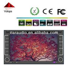 2 din car dvd player 6207 with BLUETOOTH/DCD/VCD/CD/MP4/MP3 //WMA/FM/AM/TV/SD/USB