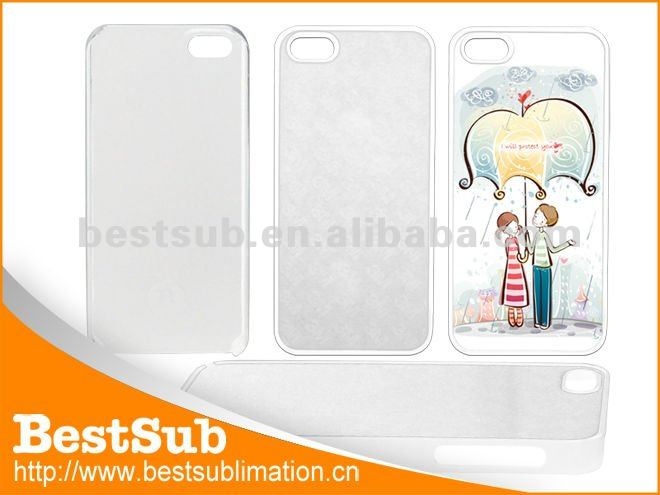 For Sublimation iPhone 5 Case (White)