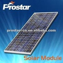 solar panel with csa