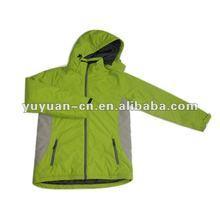New!!!2012 fashion designed windproof jacket with hood