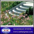 natural de granito china pedra escadas fora