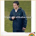 2014 new style outdoor waterproof polyester windbreaker jacket