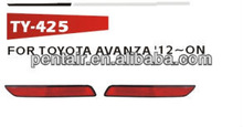 HIGH QUALITY FOR TOYOTA AVANZA BUMOER 2012 fog lamp