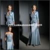 MD11006 Special Design Sage Mother of the Bride Dresses