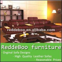 2012 New style sofa set living room furniture 6806