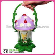 2012 / 2013 new hot mushroom hand lantern light toys