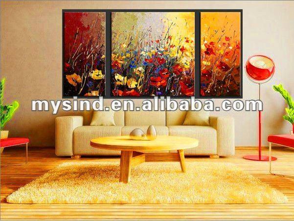 Cuadros modernos para living car interior design - Pinturas modernas para dormitorios ...