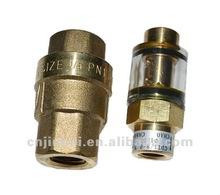 screw air compressor check valve