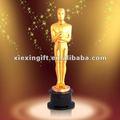3D oro OSCAR trofeo