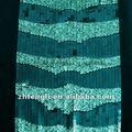 Bordado de lantejoulas para roupas/vestidos( fl- 071202)