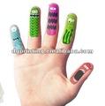 Hayvan el çocuklar geçici/parmağı dövme çıkartması
