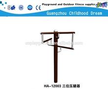 ( ha- 12003) montagem do corpo treino ao ar livre musculação equipamentos