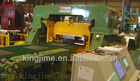 encoder cutting machine for steel coil cut to length line