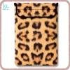 Leopard design printing for mini ipad sleeve