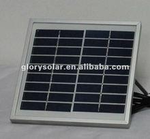 3w Mini Monocrystalline or polycrystalline Solar Panel