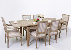 Wooden Dining Table (DT-515F-OAK)