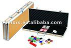 poker chip aluminium case