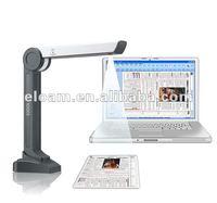 A4 document scanner S200L, cam scanner, visualizer,OCR scanner