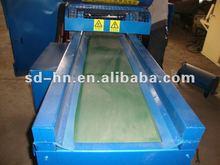 PET Fiber cloth/rags cutting machine