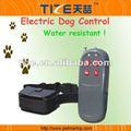 Venda quente eletrônico remoto coleira para cachorro com o impulso de estática& aviso de vibração tz-pet998c