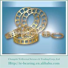 china ball bearing brass cage