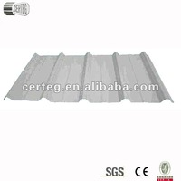 26-210-840 grey color steel roof tile for house